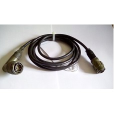 RACAL RA1794A AUDIO CABLE ASSY 10P 7P 1.5MTR LG